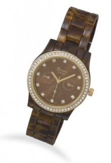Swarovski Crystal Accent Watch