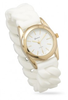 white_stretch_watch